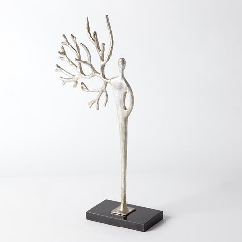 Branch Woman-Silver Leaf