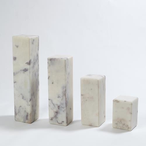 """4"""" Marble Mini Pedestal/Riser"""