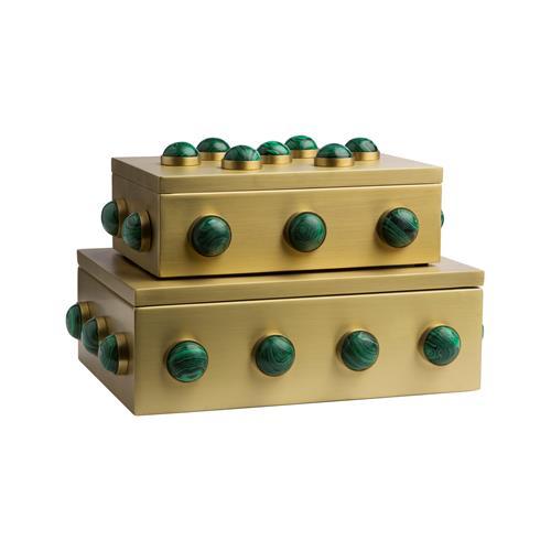 Pandora Malachite Boxes