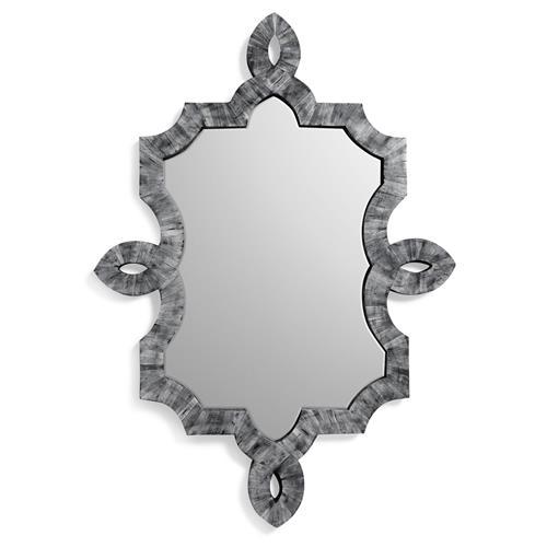 Bethany Mirror-Grey