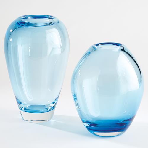 Balloon Vases-Blue