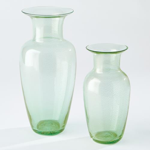 Granilla Urn-Green