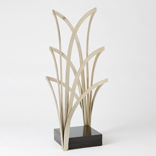 Arches Sculpture-Silver