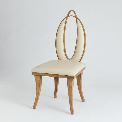 Adelaide Chair-Muslin