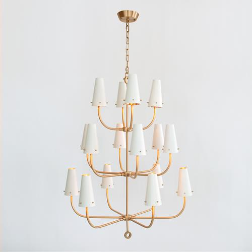 Cilento Chandelier-Multi Tier