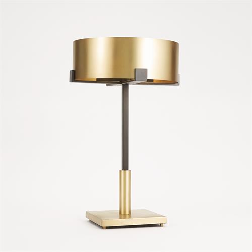 Empire Table Lamp-Brass/Bronze