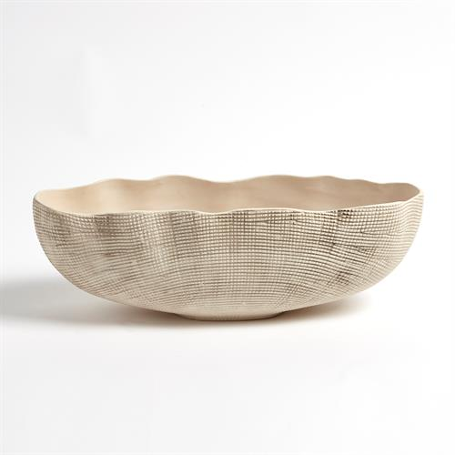 Sisal Oval Bowl