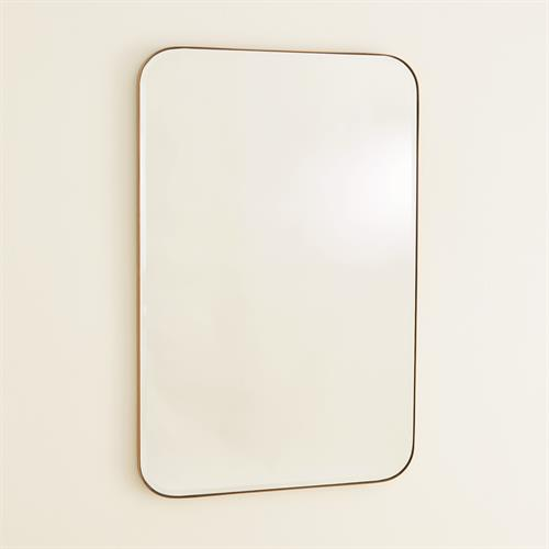 Banded Mirror-Brass