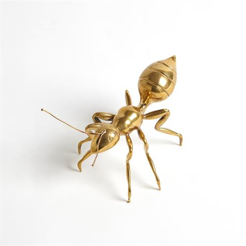 Pharoah Ants-Antique Brass