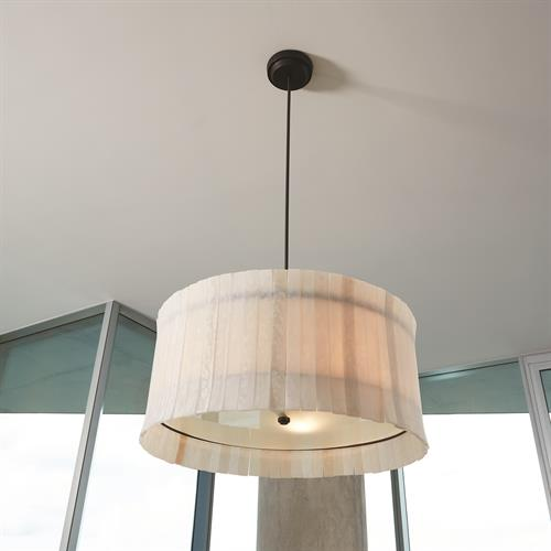 Regine Chandelier-Natural Black