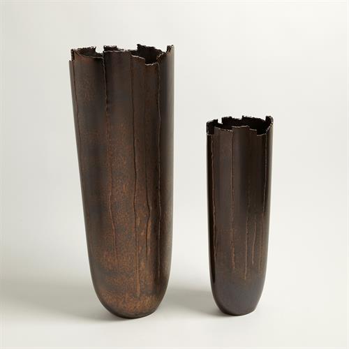 San Andreas Vases-Reactive Bronze
