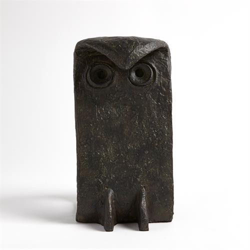 Bent Owl-Bronze Verdi