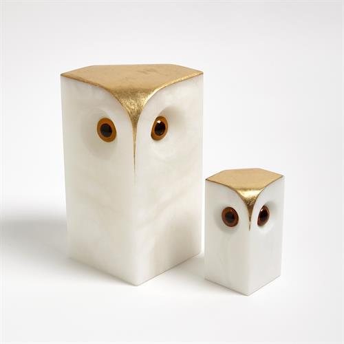 Alabaster Owls