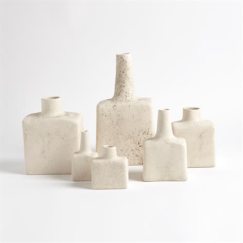 Short Stack Bottles-Reactive Ivory