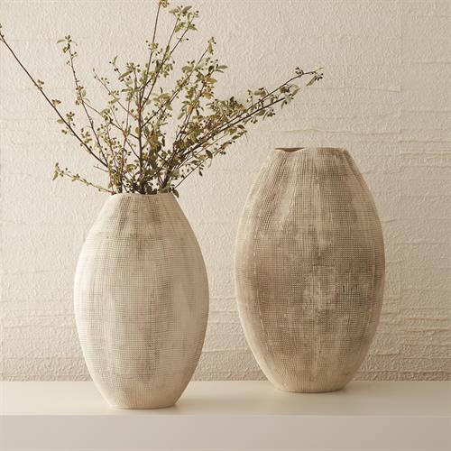 Sisal Vases