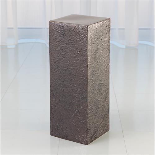 Meteor Square Table-Bronze