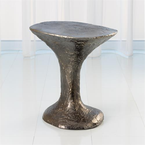 Primitive Accent Table-Reactive Bronze