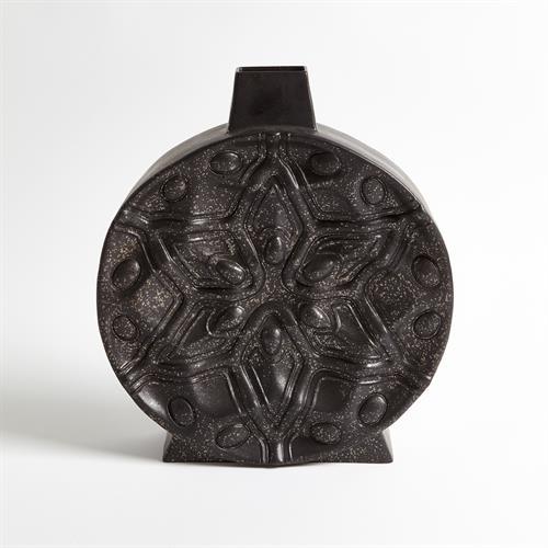 Nouveau Vase-Bronze