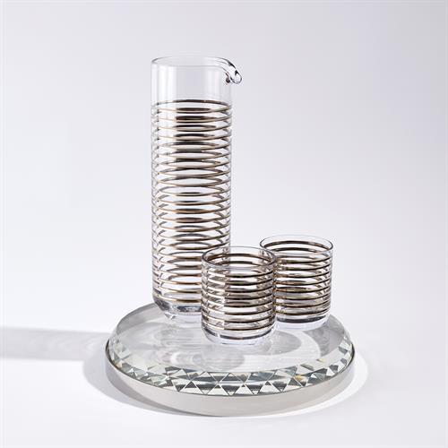 Platinum Banded Glass-DOF