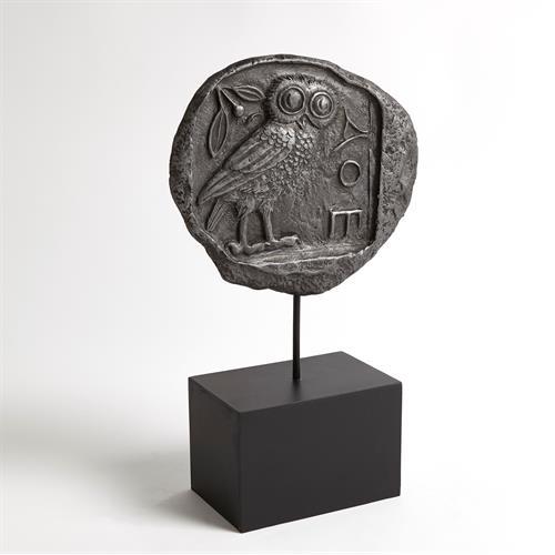 Roman Coin-Owl