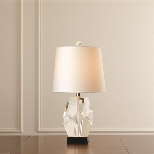 Facet Block Lamp-Single