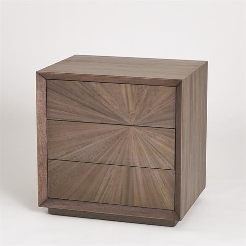 Eucalyptus Burst Bedside Chest- Right