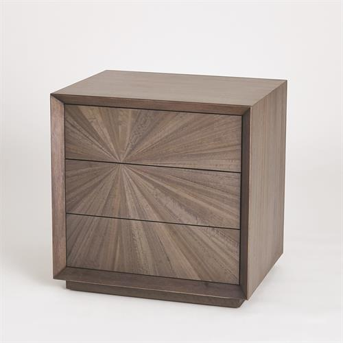 Eucalyptus Burst Bedside Chest- Left