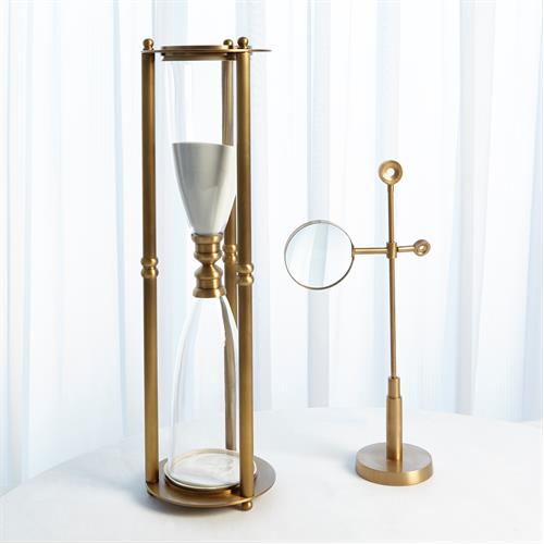 Telescope Magnifying Glass-Brass