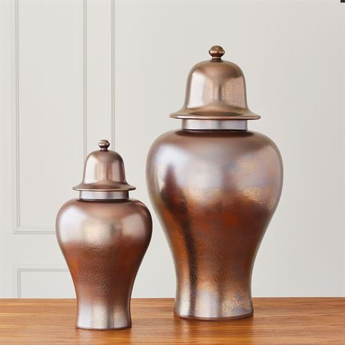 Japan Ginger Jar-Bronze
