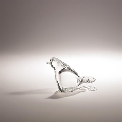 Glass Sparrow-Clear