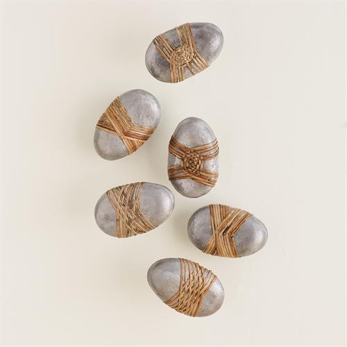 Obi Wall Stones-Aluminum