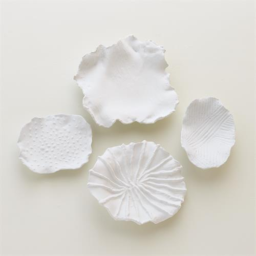 Maitake Wall Decors-Soft White