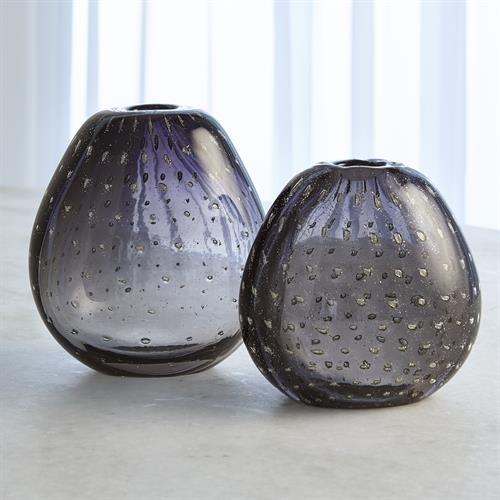 Bubble Vase-Grey