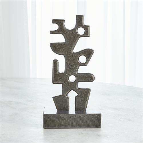 Iron Sculpture-Natural Iron