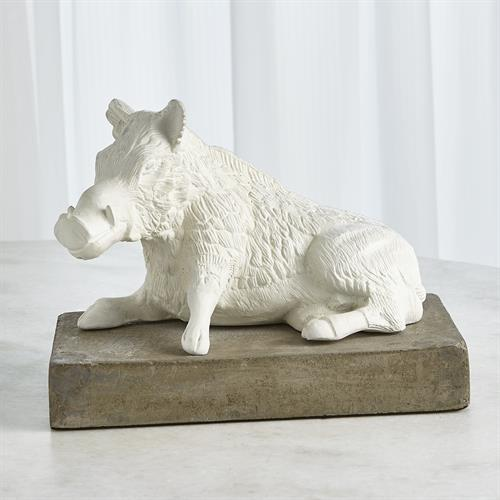 Warthog-Matte White