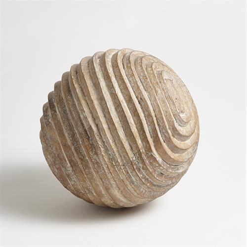 Moulard Wooden Sphere