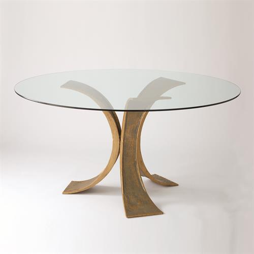 Lotus Dining Table w/48