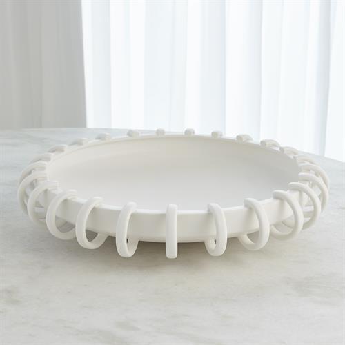 Bangle Bowl-Ivory
