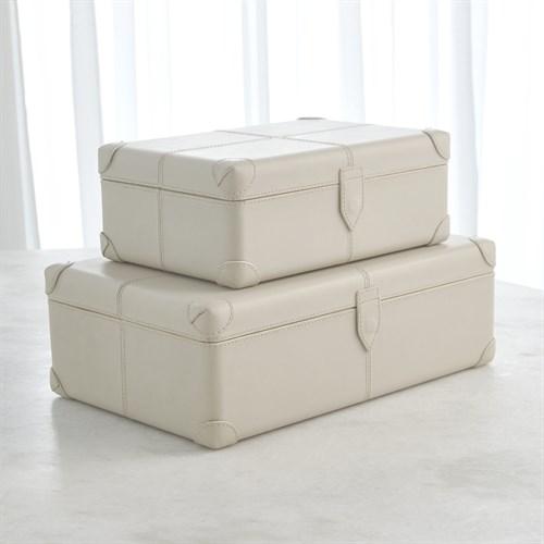Tiburtina Box-Mist Leather