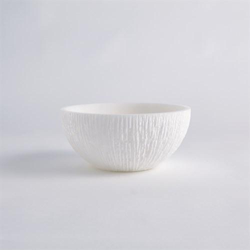 Chiseled Alabaster Bowl-Lg