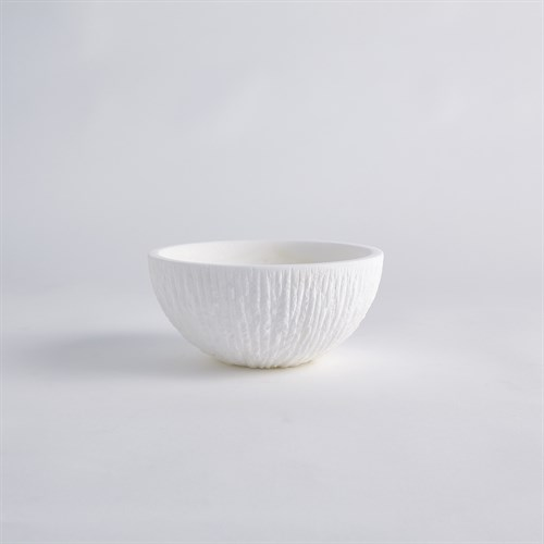 Chiseled Alabaster Bowl-Med