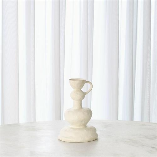 Victoire Vase-White