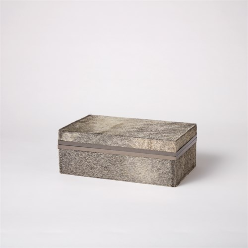 Vaux Hall Box-Grey Hair-on-Hide-Sm