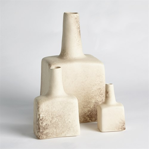 Tall Stack Bottles-Reactive Ivory