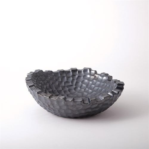 Random Grid Bowl-Graphite