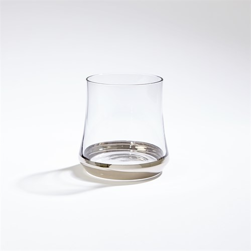 Bell-Bottom Glass-Platinum
