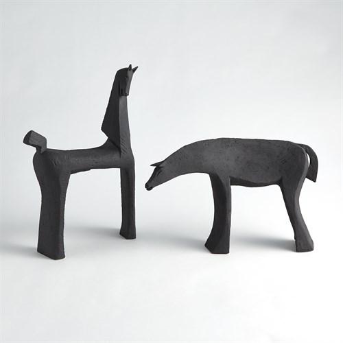 Horses-Black