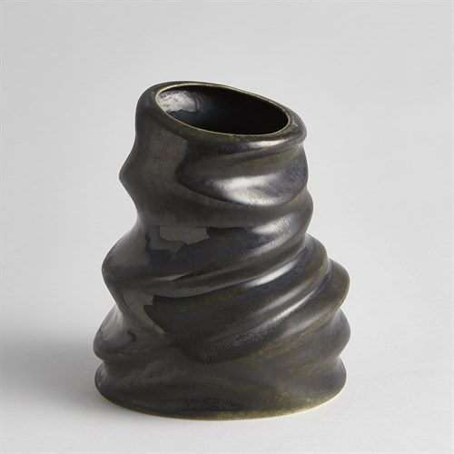 Melting Vase-Bronze
