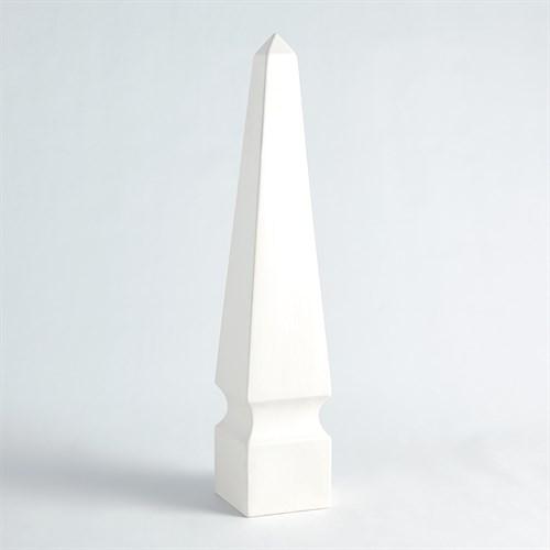 Obelisk-Matte White
