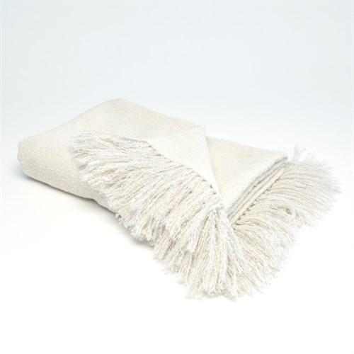 Manta Throw-Ivory